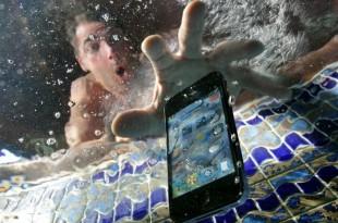 RESUCITA tu teléfono mojado en minutos