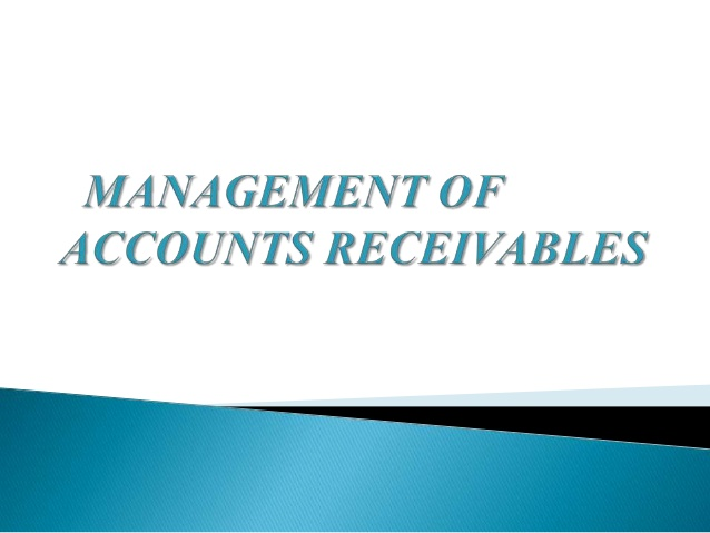 Value of Account Receivables Management Services