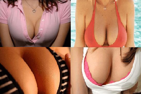 Mirar los pechos de las mujeres alarga la vida de los hombres