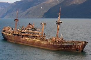 INCREIBLE! Reaparece de la nada Barco perdido hace 90 años en el triángulo de las Bermudas.