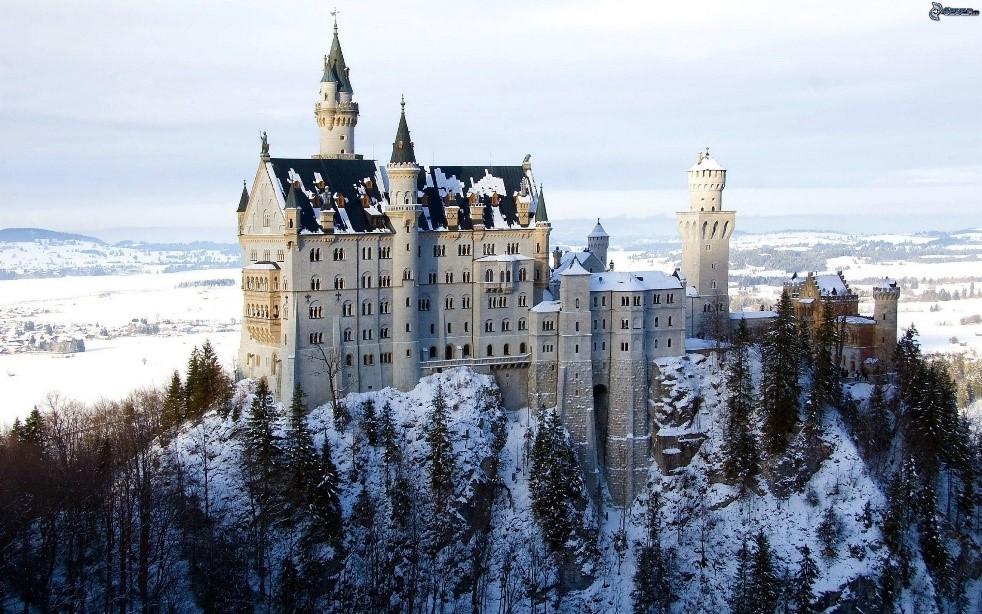 Castillos de Disney