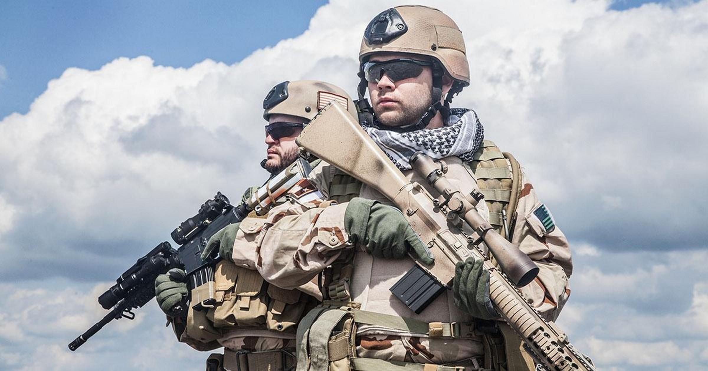 Fuerzas Especiales Más Letales Del Mundo. Navy Seals
