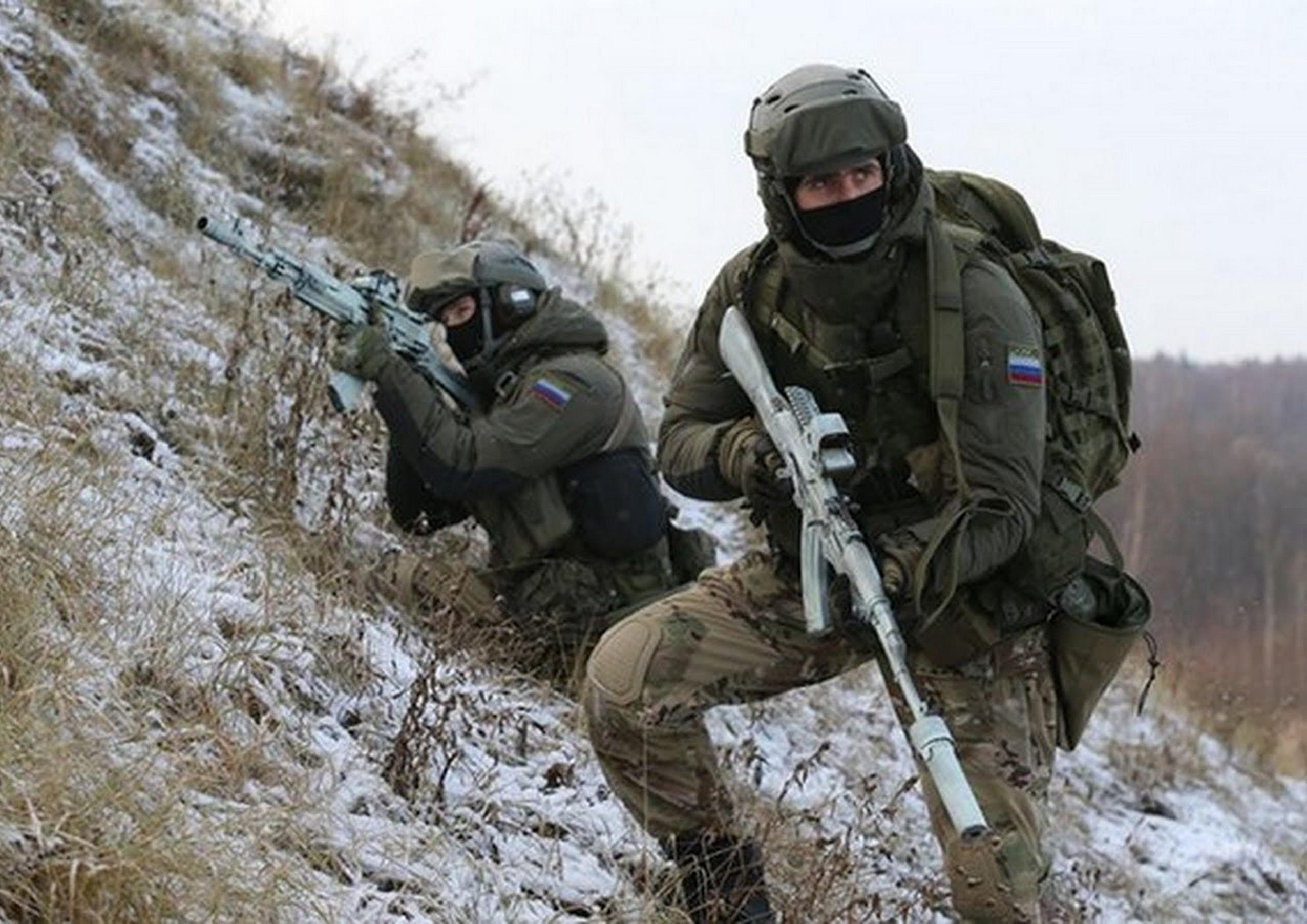 Fuerzas Especiales del mundo. Spetsnaz