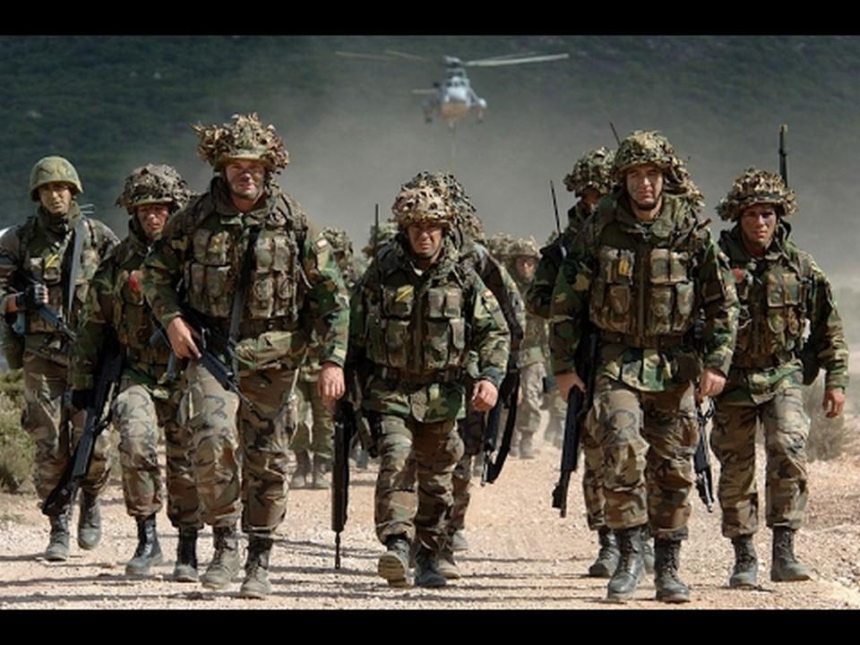 Fuerzas Especiales del mundo. Fuerza Delta