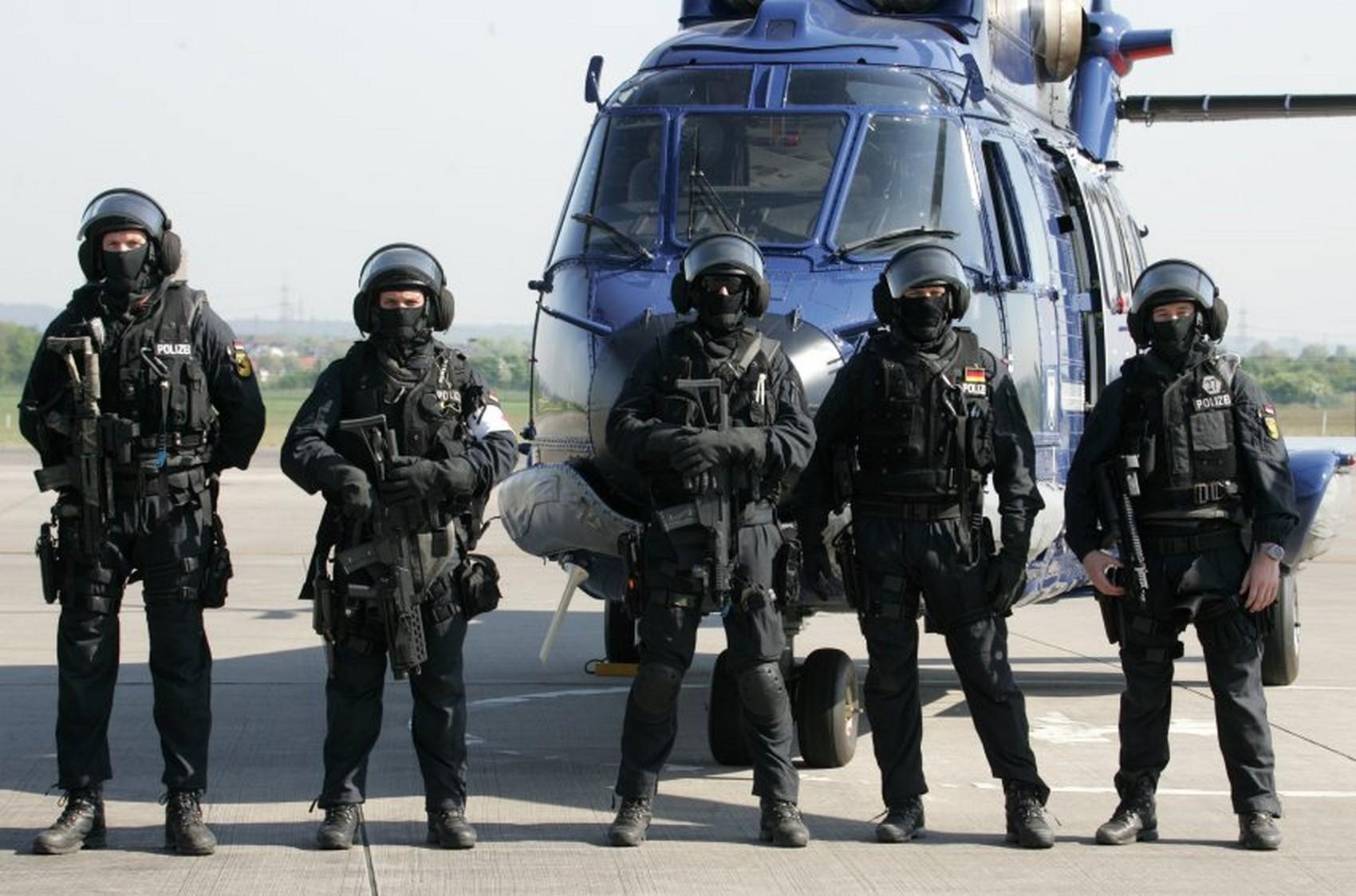 Fuerzas Especiales del mundo. GSG-9