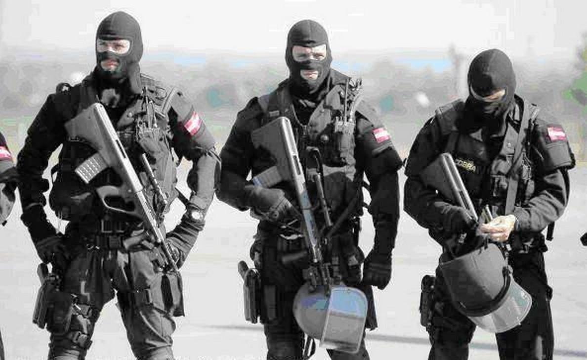 Fuerzas Especiales del mundo. Echo Cobra