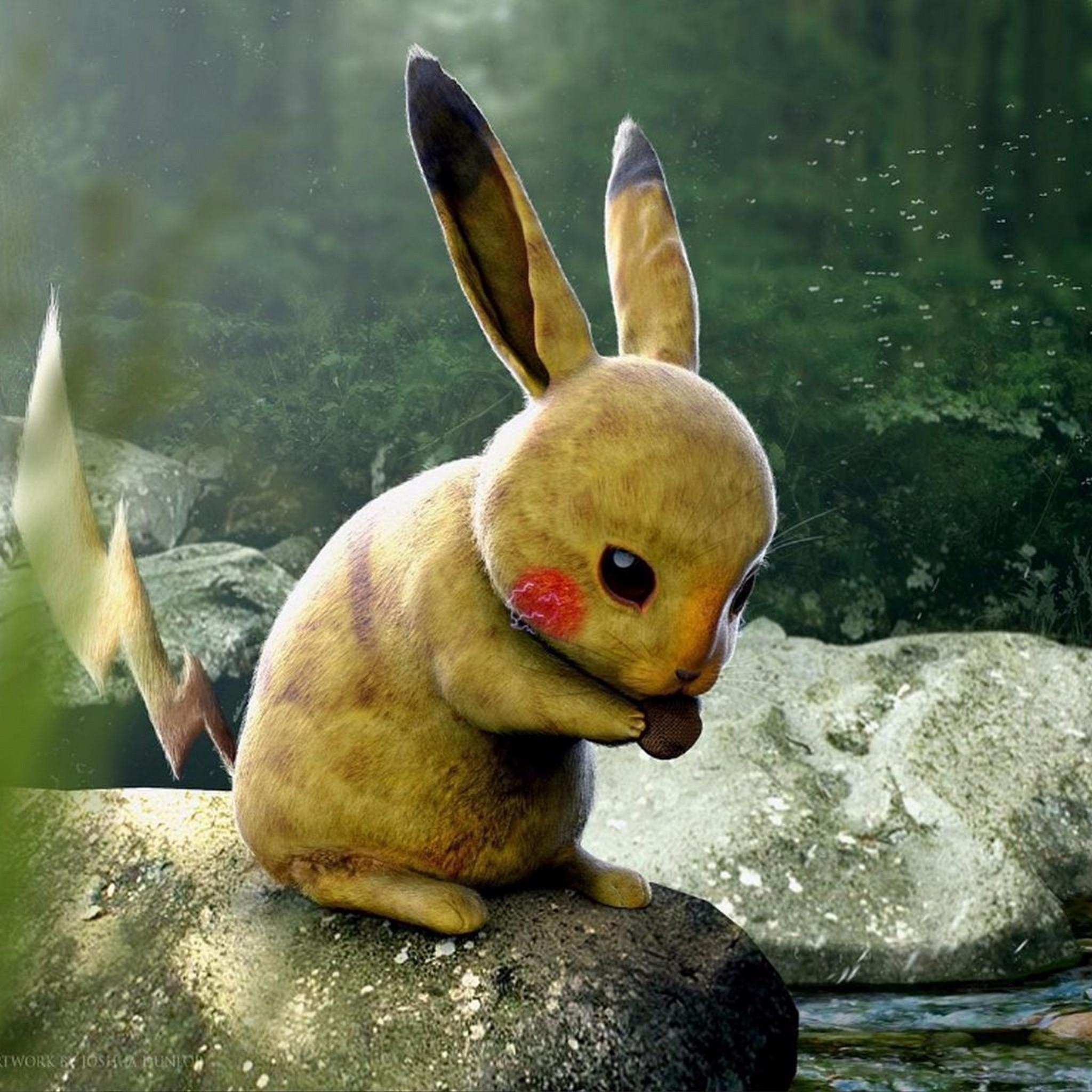 pokemon en la vida real
