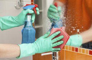 Como limpiar cristales y espejos