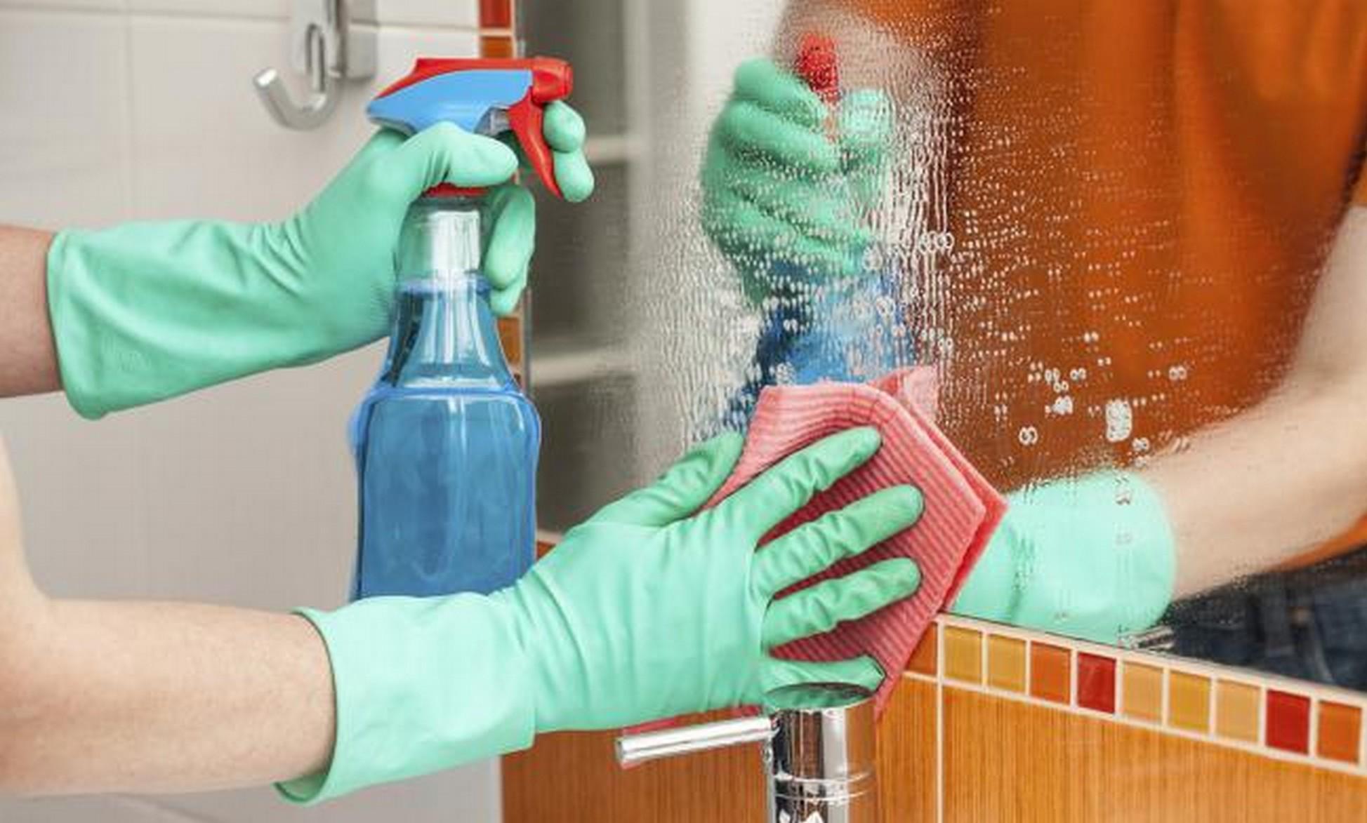 Como limpiar cristales y espejos de una forma f cil y sencilla - Como limpiar los vidrios ...