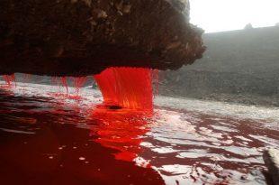Cataratas De Sangre
