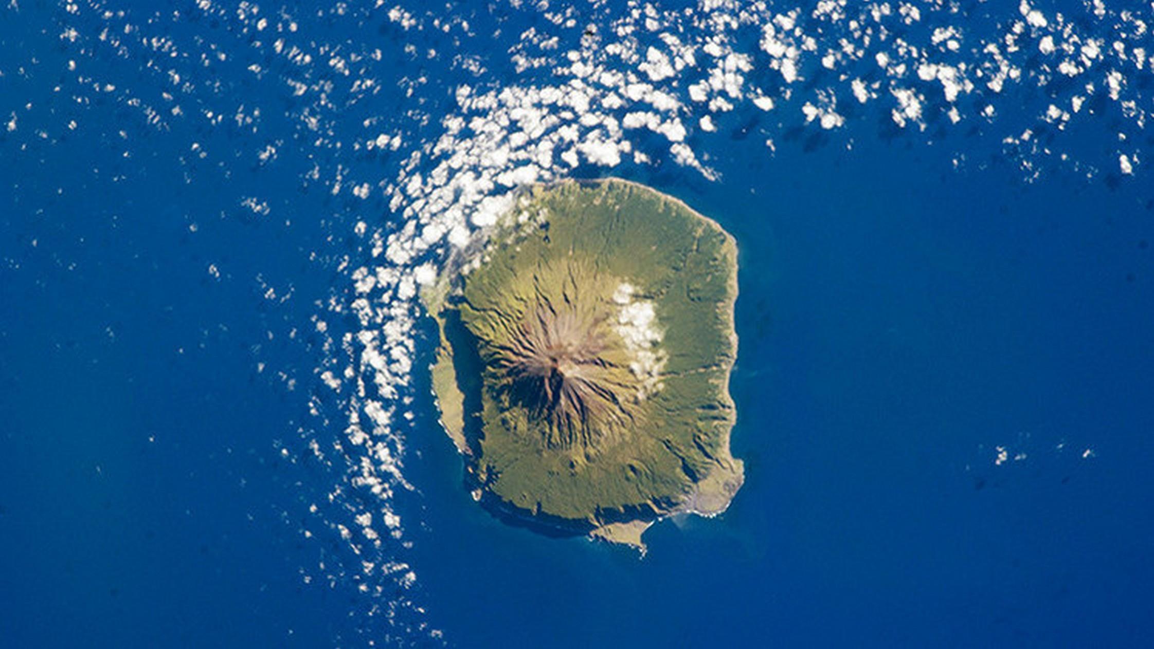 La Isla más Pequeña del Mundo
