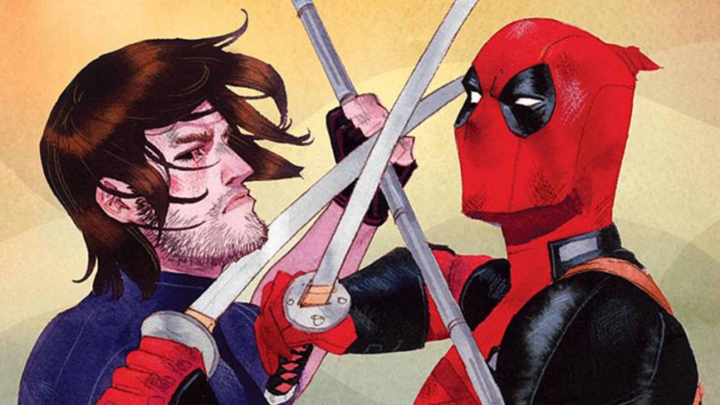 La Historia de Deadpool