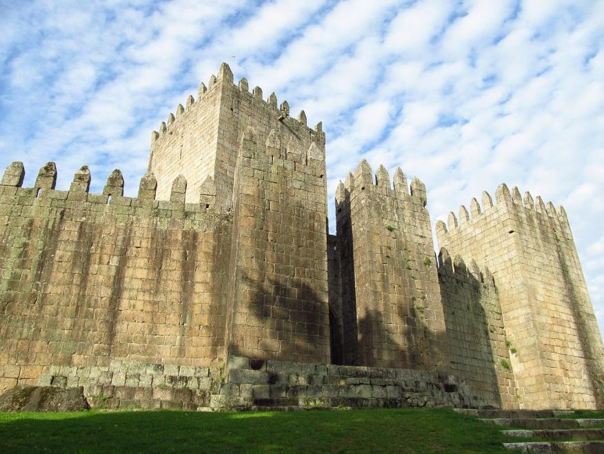 ciudad medieval de portugal