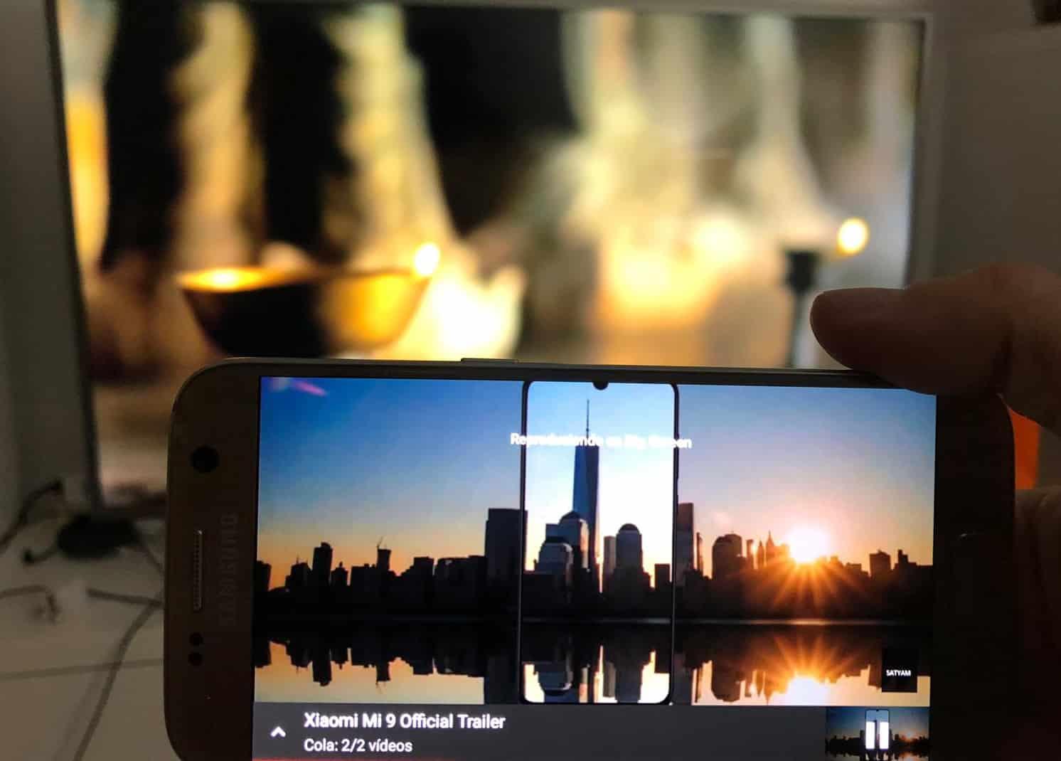 ver la tele por el móvil
